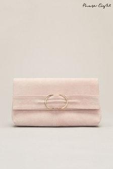 Phase Eight Neutral Roksanda Clutch Bag