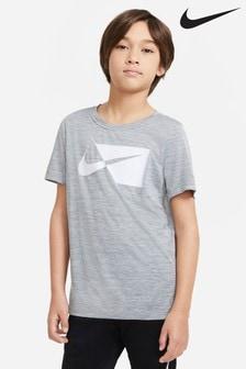 Nike Performance Grey HBR T-Shirt