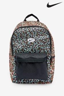 Nike Floral Heritage Backpack