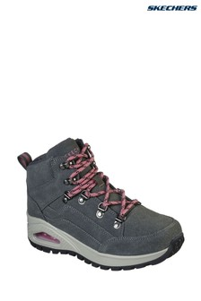 Skechers® Green Uno Rugged Boots