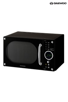 Retro Design 800w Microwave by Daewoo