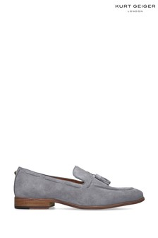 Kurt Geiger London Levi Loafer Grey Shoes
