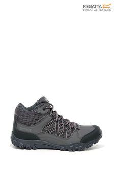 Regatta Edgepoint Mid Junior Walking Boots