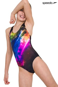 Speedo® Slashback Swimsuit