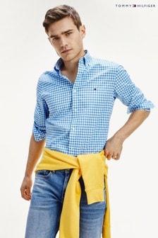 Tommy Hilfiger Slim Fit Gingham Shirt