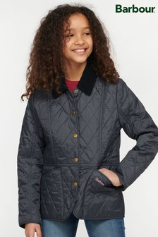 Barbour® Navy Liddlesdale Quilted Jacket
