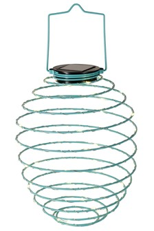 Solar 45 LED Spiral Lantern by Outdoor Living Company