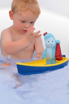 In the Night Garden Igglepiggles Floaty Boat Bath Toy