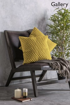 2 Pack Honeycomb Cushions by Gallery Direct