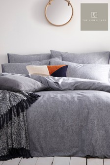 Claybourne Denim Bedset by The Linen Yard