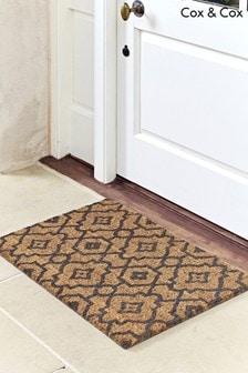 Cox & Cox Maroq Doormat