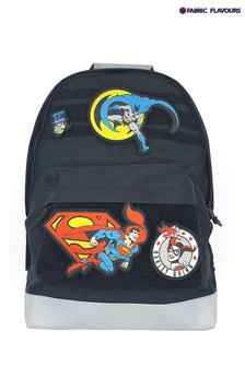 Fabric Flavours Black Badgeable Backpack