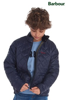 Barbour® Boys Quilted Biddel Jacket