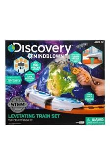 Discovery Mindblown DIY Train Magnetic Levitation