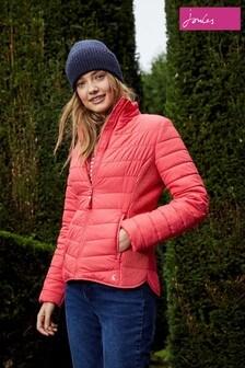 Joules Red Harrogate Padded Jacket