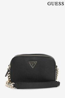 Guess Black Noelle Classic Cross Body Bag