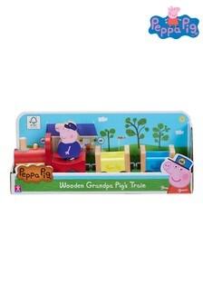 Peppa Pig™ Wood Play Train And Figure