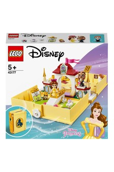 LEGO® Disney™ Princess Belle's Storybook Adventures 43177