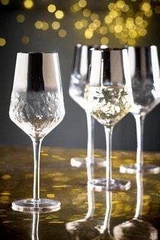 Blair Set of 4 Wine Glasses