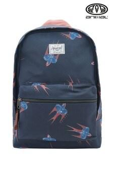 Animal Blue Burst Backpack