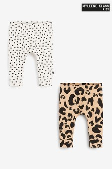 Myleene Klass Baby Leggings 2 Pack