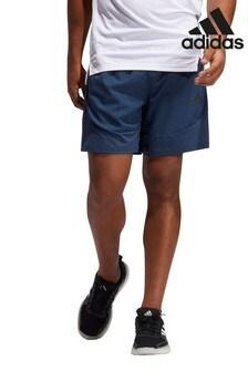 adidas Aero 3 Stripe Shorts