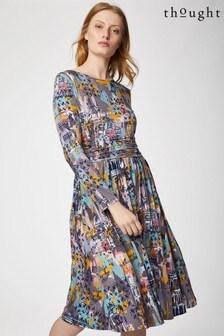 Thought Grey Dorothia Dress