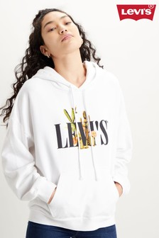 Levi's® White Cactus Hoody