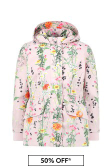Molo Girls Pink Jacket