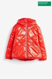 Benetton Quilt Jacket