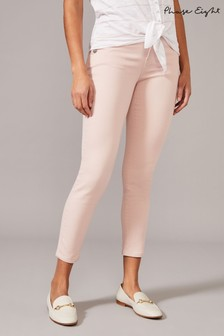 Phase Eight Pink Paenoia Button Jeans