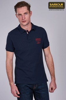 Barbour® International Steve McQueen Chad Polo