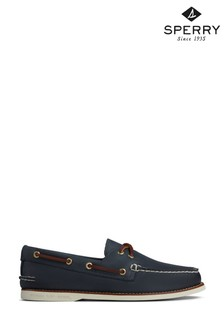 Sperry Blue Gold Cup Authentic Original Boat Shoes