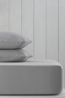Antibacterial Cotton Rich Deep Fitted Sheet