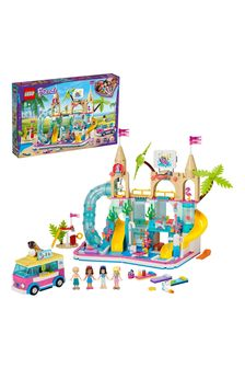 LEGO 41430 Friends Summer Fun Water Park Resort Play Set