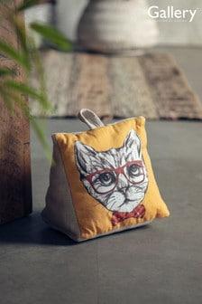 Chester Cat Doorstop by Gallery Direct