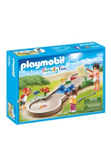 Playmobil® 70092 Family Fun Mini Golf