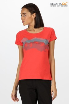Regatta Womens Breezed Coolweave T-Shirt
