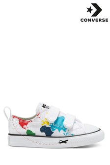 Converse Chuck Ox 2V Infant Trainers