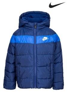 Nike Little Kids Navy Filled Jacket