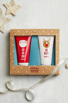 Set of 2 Festive Hand Creams