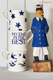 Emma Bridgewater Blue Toast And Marmalade My Dad Is The Best Mug