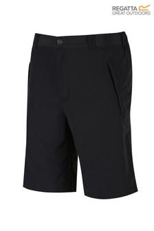 Regatta Grey Leesville Lightweight Shorts