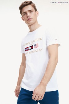 Tommy Hilfiger Three Flags T-Shirt