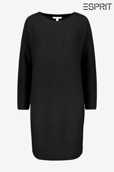 Esprit Black Knit Dress