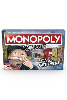 Monopoly for Sore Losers Game