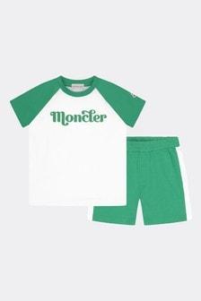 Moncler Enfant Cotton Set