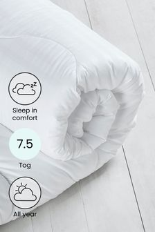 Sleep In Comfort 7.5 Tog Duvet