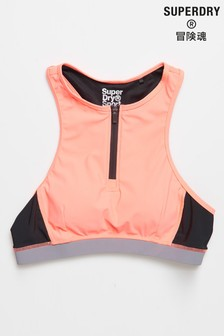 Superdry Swim Sport Bikini Top