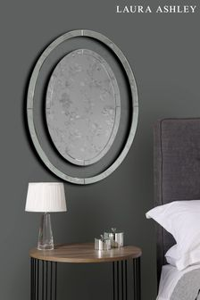 Laura Ashley Evie Large Oval Mirror
